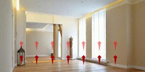 Tại sao sử dụng nhiệt bức xạ sưởi sàn nhà - 195902